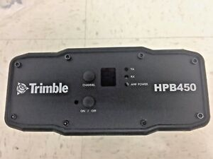 Trimble Pdl 4535 Gps Radio 450 470 Mhz For Top Con Sokkia Pacific Crest Leica