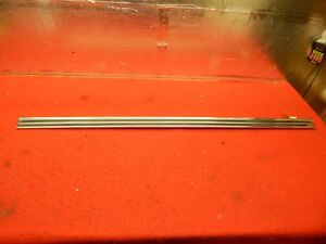 Used 65 Mercury Park Lane Rh Lower Front Door Moulding c5my 6320878 a