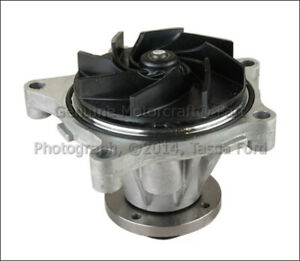 Oem Water Pump 2008 2010 Ford F250 F350 F450 F550 Super Duty 6 4l V8 Twin Turbo