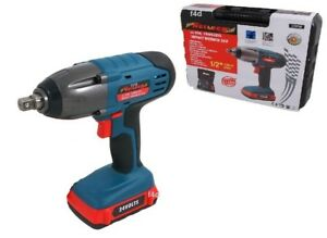 Ex Demo 24v Lithium 1 2 Cordless Impact Wrench Ratchet 1 Battery Charger