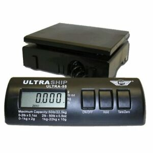Ultraship Digital Postal Shipping Kitchen Scale 55 Lb By My Weigh