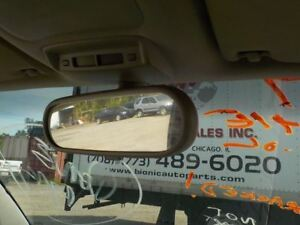 Rear View Mirror Without Digital Clock Fits 02 05 Beetle 254665
