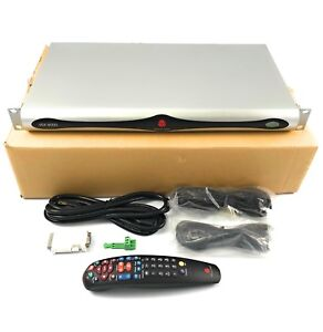 Polycom Vsx 8000 Video Conferencing Unit With Remote Cables