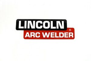 Arc Welder Pipeline Decal 12 x4 For A Lincoln Sa 200 Bw830