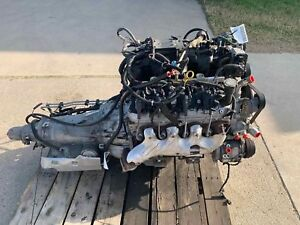 Chevy 5 3 Drop Out 4l60 Complete 2wd Swap Ls Swap Engine Transmission Oem