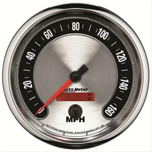 Autometer 1289 Speedometer With Electric Air core 5 0 160 Mph