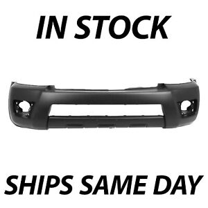 New Primered Front Bumper Cover For 2006 2007 2008 2009 Toyota 4 Runner 06 09