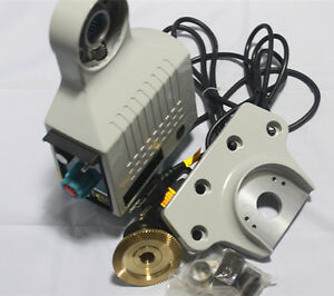 110v Pro Milling Machine Power Feed Power Table Feed Axis X Good
