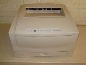 Canon Fileprint 400 Microfilm microfiche Laser Printer With Toner cables nice
