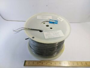 Adirondack 1000 6 Conductor 28awg Awc10113 dt 1000 Telecommunication Cable Wire