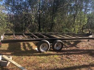 Tiny House Trailer 8x20 Foot Heavy Duty