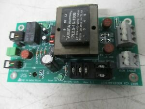 Streamfeeder 1250 Streamer Feeder Board 44 841 015 51050171 Rev 1 1 Used