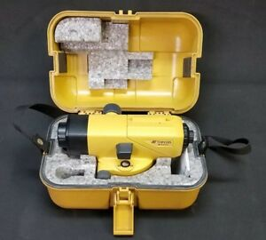 Mint Condition Topcon At b3 28x Automatic Level 01