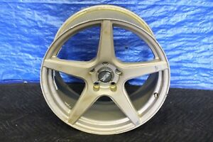 2002 2004 Acura Rsx Type S Aftermarket Wheel 18x8 75 35 Offset 5x114 3 2 2