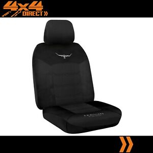 Single R M Williams Breathable Poly Seat Cover For Pontiac Fiero