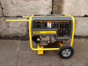 Wacker Gp5600 Generator 11hp Honda Motor Works Great 5000 Watts Mint Condition