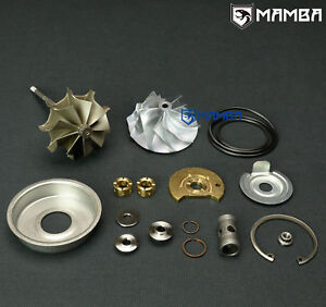 Mamba 9 5 Full Turbo Upgrade Repair Kit For Toyota Supra 7m gte Ct26 17201 42020