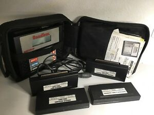 Used Actron Scantool Cp9110 Diagnostics W Cartridges Ford Chrysler Gm Obd Ii
