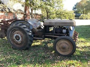 Late 40 s Model Ford Tractor