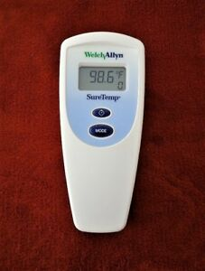 Welch Allyn Suretemp Model 678 Digital Thermometer Without Probe