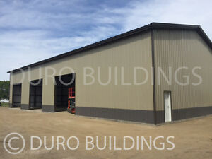Durobeam Steel 100x200x20 Metal Building Commercial Clear Span Structure Direct
