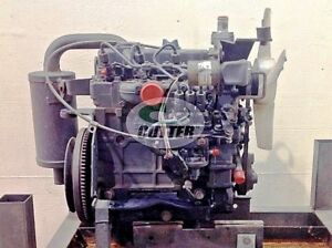Used 2005 Kubota D662 3 Cylinder 18hp Non Turbo Charged Diesel Engine