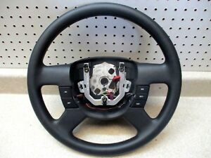 New 04 05 06 Genuine Ford Ranger Edge Fx Steering Wheel Black W Cruise Control