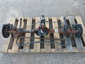 2005 2014 Ford Mustang Gt 5 0 3 15 Rear Axle End 8 8 Complete Differential Oem