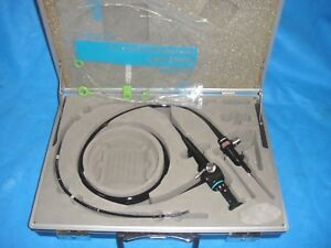 Olympus Lf 2 Intubation Fiberscope W carryng Case Great Condition