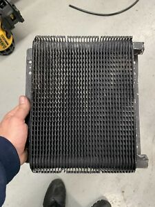 High Performance Heavy Duty Trans Cooler Out Of A 84 Ford Mustang Race Car