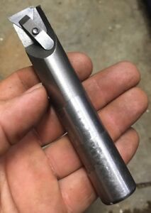 Rouse 3 4 X 4 1 4 Indexable Carbide Insert Boring Bar Metal Lathe Machinist Tool
