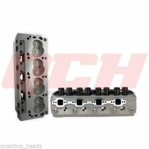 Ford Assembled Complete Aluminum Cylinder Heads Sbf 302 190cc 62cc 2 02 1 6