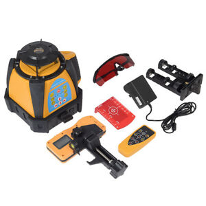 635nm Self leveling Rotary Rotating Laser Level 500m Range High Accuracy Ts lm2