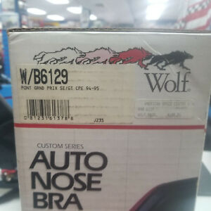 Vintage Wolf Auto Nose Bra For The Pontiac Gran Prix Se Gt 1994 1995