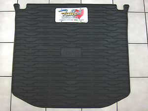 2011 2019 Jeep Grand Cherokee Rear Rubber Cargo Trunk Tray Liner Mat Mopar Oem