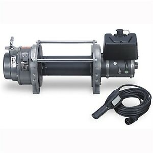 30289 Warn Industrial Series 12 Dc 12 000 Lb Winch