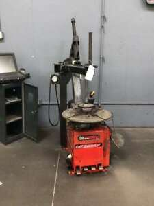 John Bean Ehp System Iv Rim Clamp Tire Changer
