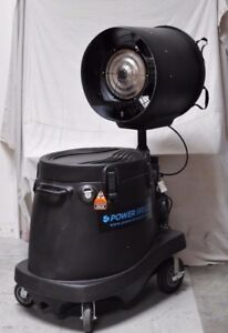 Breezer Mobile Cooling Pb10 a 06 b Air Circulator 100 Gallon Tank 14 000 Cfm