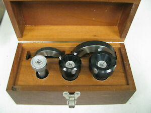 Brown Sharpe Bore Gage Heads 599 280 Xxx W Rings N32