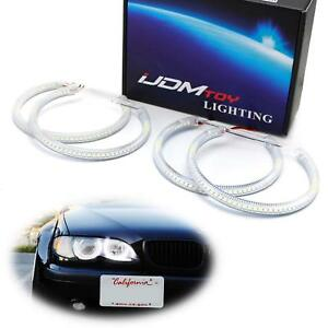 Ijdmtoy Halo Ring Lighting Kit 7000k Xenon White For Bmw E36 E46 3 E39 5 E38 7