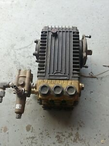 General Pump Pressure Washer Pump 3500psi 8gpm