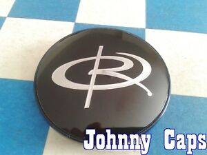 Rota Wheels 66 Blue Center Cap 2 Custom Center Cap Qty 1