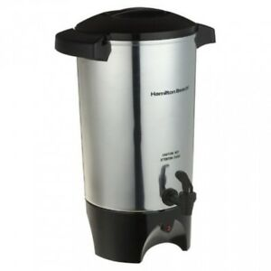 Commercial Coffee Urn Electric Dispenser Maker Machine Office Restaurant Home