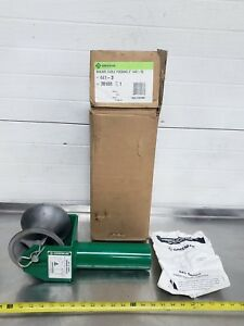 Greenlee 441 3 Cable Tugger Puller Feeding Sheave 441 3 2