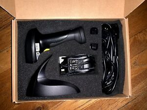 Wasp Wws850 Wireless Laser Barcode Scanner Kit