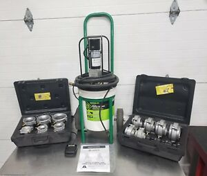 Greenlee Ultra Glider Ug5 Tugger Cable Lubrication Puller Pulling W Adapters