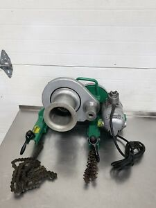 Greenlee 640 4000 Cable Electrician Tugger Wire Puller Chugger Winch 3
