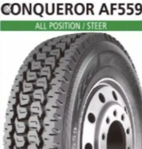 New Truck Tires 16 Ply 295 75r22 5 285 75r24 5 11r22 5 11r24 5