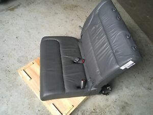 2005 Honda Odyssey 3d Third Row Rear Right Passenger Side Seat Leather Grey Oem