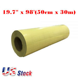 Us Stock 20 X 98 Roll Application Tape For Image Transfer